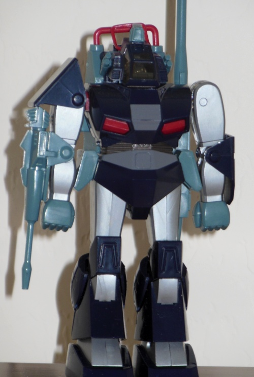 Combat Armor Dougram loose robot Takara 1984 1/72 scale from anime tv show Taiyou no Kiba Dougram(太陽の牙ダグラム) 1981-1983 Choro Q Dougram