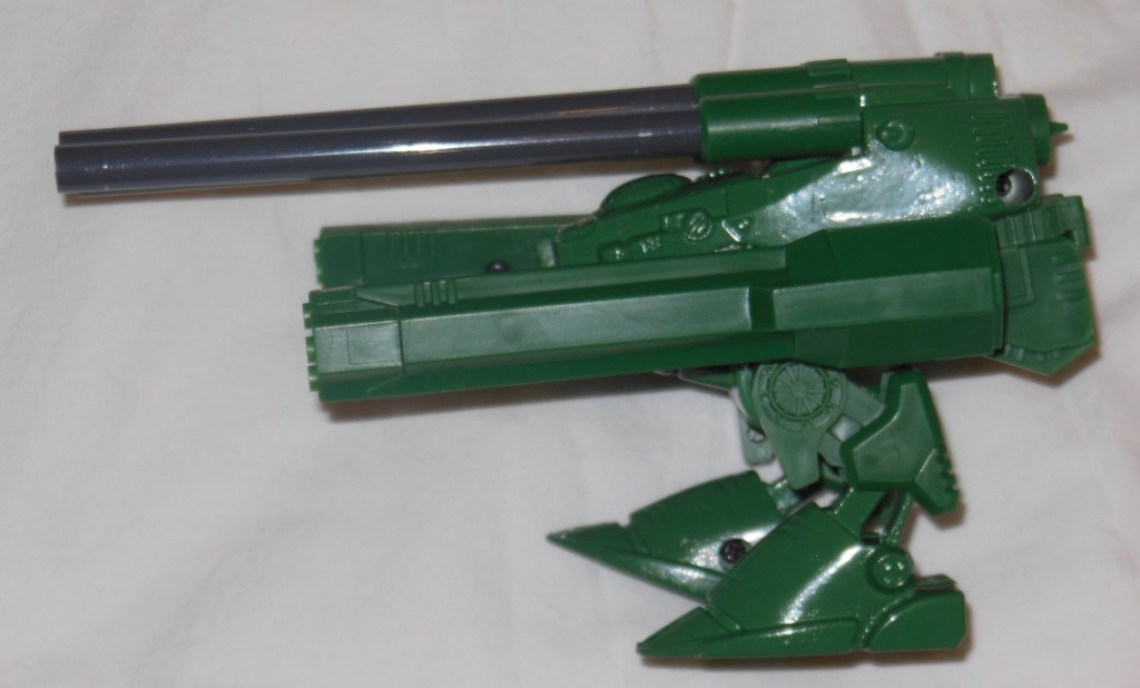 Matchbox Robotech Mac II Monster Destroid Cannon from Robotech: The Macross Saga 1985 (超時空要塞マクロス)