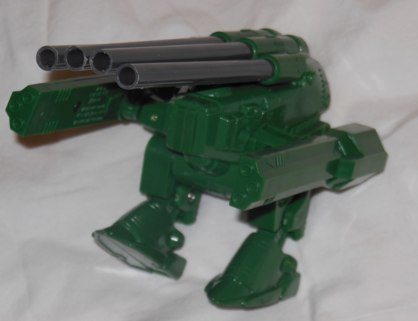 Matchbox Robotech Mac II Monster Destroid Cannon from Robotech: The Macross Saga 1985