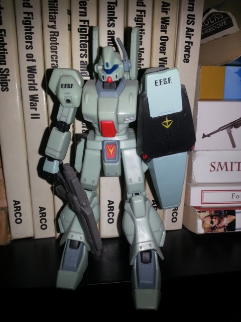 Gundam MSIA RGM-89 Jegan 2003 Bandai from anime Char's Counter Attack 1988