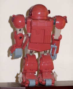 Fyana's Brutishdog ATM-09-GC loose back from anime tv show Armored Trooper Votoms  1983-1984 Soukou Kihei VOTOMS
