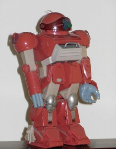 Fyana's Brutishdog ATM-09-GC loose front from anime tv show Armored Trooper Votoms  1983-1984 Soukou Kihei VOTOMS