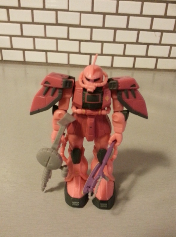 Char's Gelgoog MS-14S Bandai America MSIA