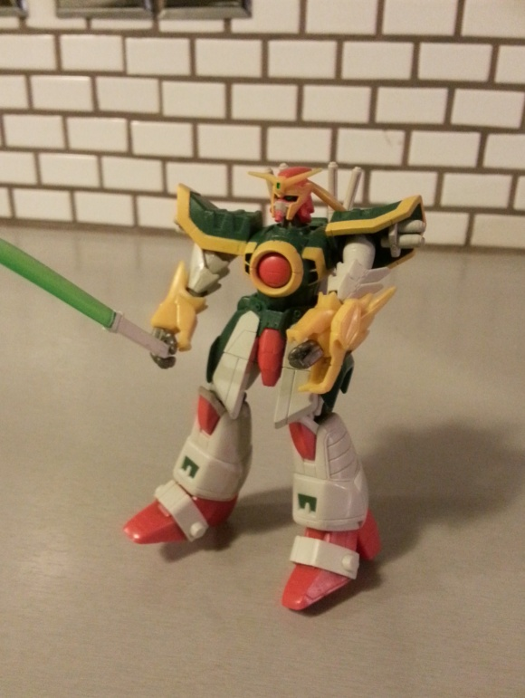 Dragon Gundam - G Gundam China GF13-011NC ( ドラゴンガンダム)
