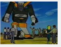 Hoist animated still from the Transformers Generation 1 or G1 cartoon