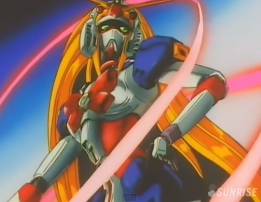 Nobel Gundam Sweden Mobile Fighter G Gundam still Noble Nobell