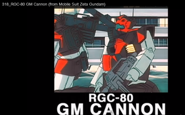 RGC-80 GM Cannon