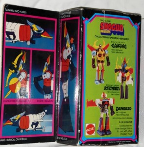 Raydeen Shogun Warriors Mattel Bandai Popy back cover2