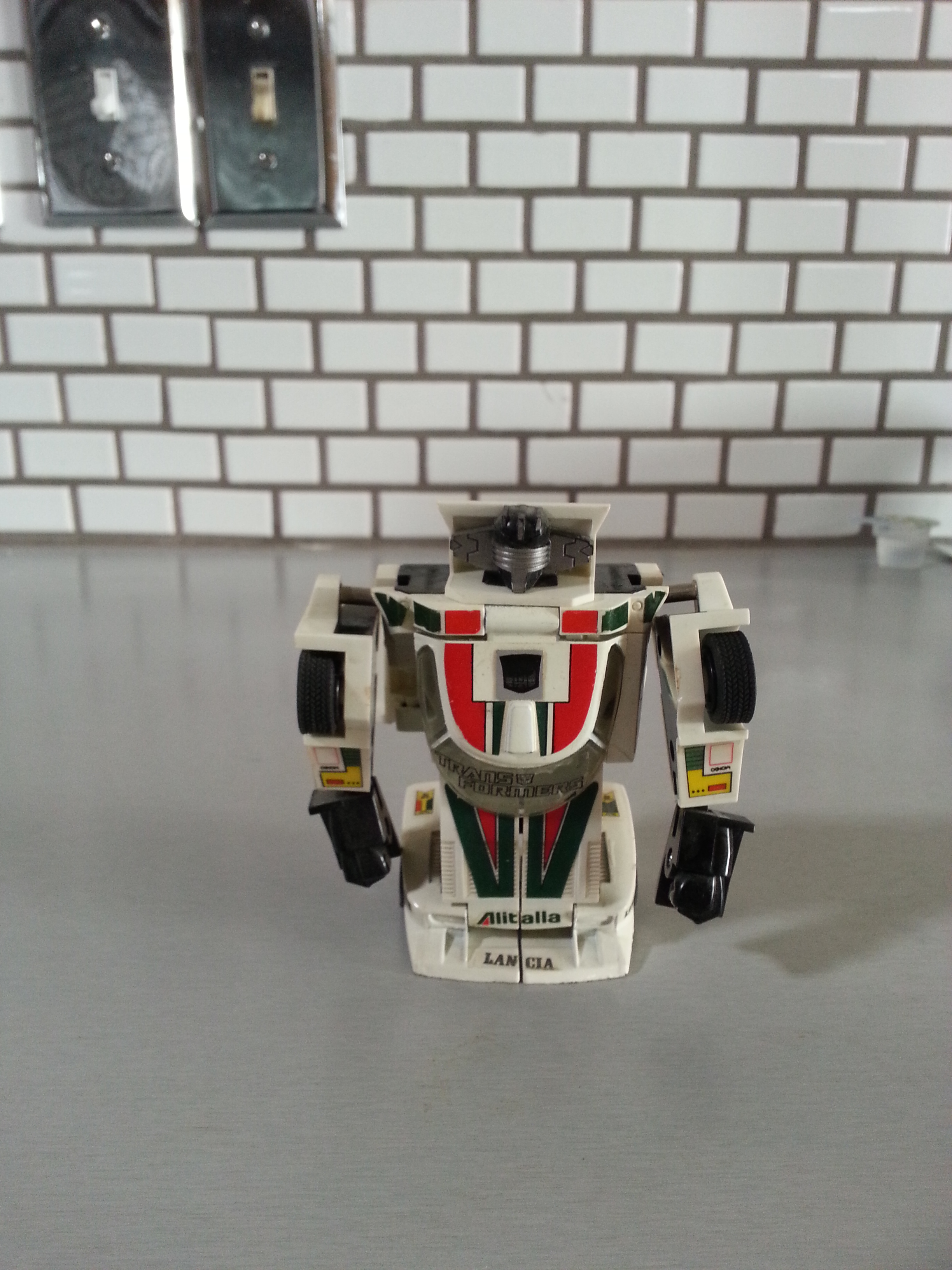 Wheeljack - 1984 Transformers Generation 1