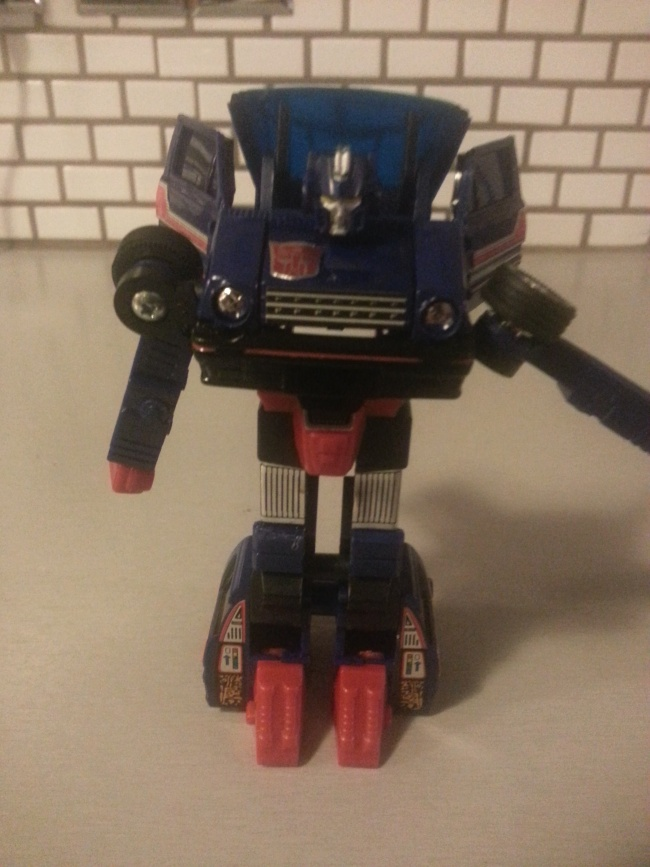 Skids Reissue - Transformers G1 Commemorative Series VIII 2004 Toys R Us exclusive