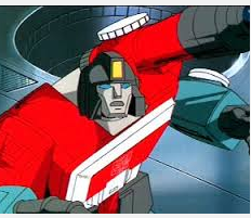 Perceptor from the Transformers Generation 1 G1 cartoon