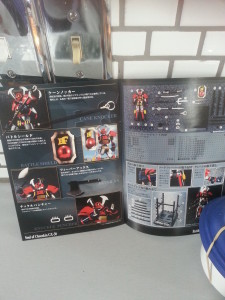 Battlefever7 Battle Fever Soul of Chogokin GX-30