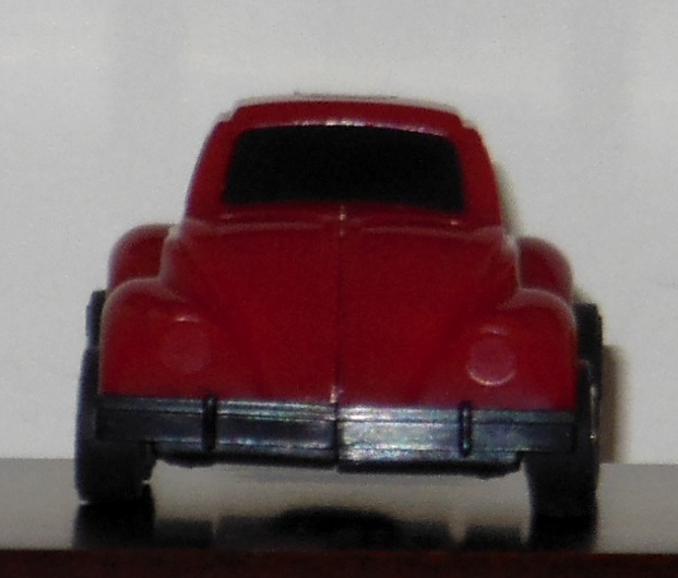 Bumblebee Red Generation 1 Autobot 1984 Mini Vehicle