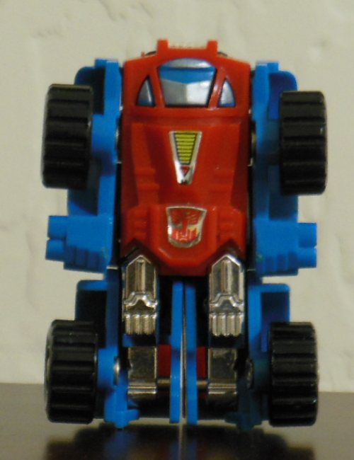 Gears Generation 1 Hasbro 1984 car bottom
