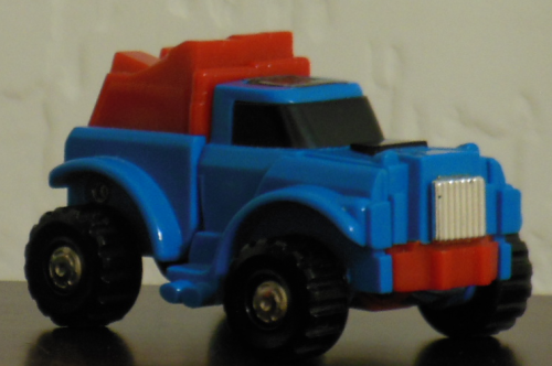 Gears Generation 1 Hasbro 1984 car front