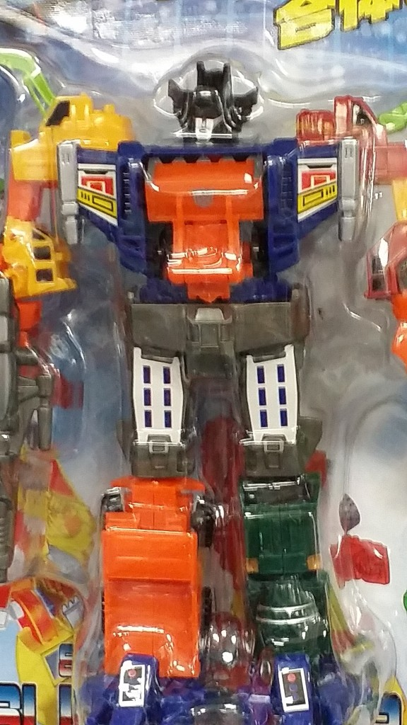 Polyfect Slusher Car based on the Transformers Sixbuilder (Micromaster, 1992) Japanese ID number: TF-01