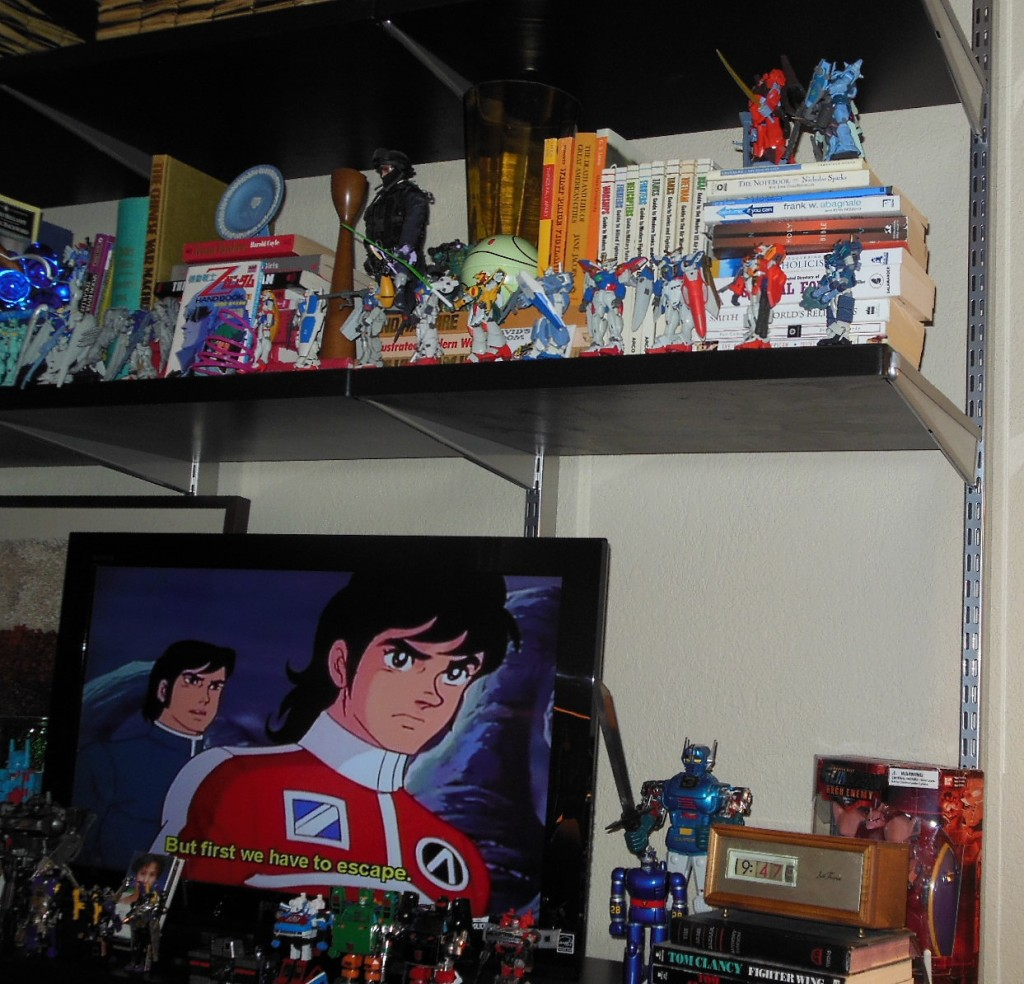 Some of My Collection Dave's Collection Gundam MSIA, Mobile Fighter Action Figure, Transformers and Godaikins